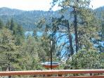 lake from the deck