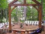 ceremonial area - have a wedding here