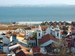 Tagus River from Portas do Sol