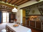 San Donato - Dining room