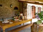 Podere Margherita Rental at Greve in Chianti