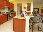 Kitchen Equipped With All Modern Appliances