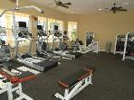 Stay Fit in the Vista Cay Exercise/Workout Room
