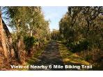 Nearby Biking Trail