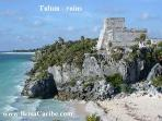Area attractions - Tulum Ruins