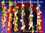 Area Attractions Riviera Maya - handicraft shopping