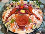 Area Attractions - dining seafood