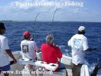 Puerto Aventuras deep sea fishing