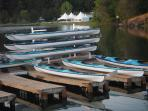 Kayak rentals at Roche Harbor
