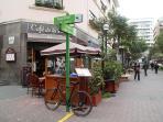 Nice 'Cafe' on Tarata street