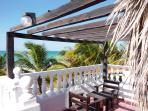 Casa Maya Lodge´s Terrace