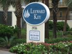 Suite 701 is located in Leeward Key, a mini-rise on Old Scenic 98 in Destin, FL.  Ample free parking
