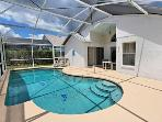 Private Pool with Pool Deck