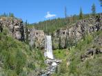 Tumalo Falls, Easy Access, Must See!