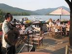 Moose Lodge-open in summer