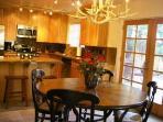 New Kitchen,Granite Stainless steel Flagstaff Vacation Rental