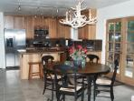 Dining from Flagstagg Vacation Rental