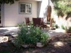 Patio and GardenFlagstaff Vacation Rental