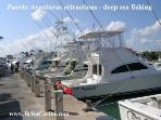 Puerto Aventuras activities deep sea fishing