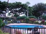 Pool at Maui Vista