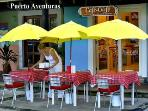 Area Attractions Puerto Aventuras - restaurants