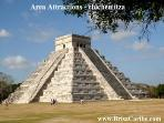 Area Attractions Riviera Maya - chichen itza
