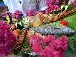 Order a Seafood platter (24hr notice)