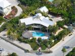 Aerial view of Pelican Vista