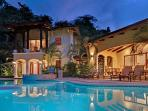 Casa Tropical is an incredible 5,000 square foot, six-bedroom home that is perfect for families or large groups.