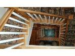 Stairwell, Main House