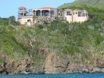 Kaleidoscope Villa Ocean-front 4 Bedroom Villa