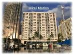 Ilikai Maria sits on the Waikiki Yacht Harbor this condo is on the back side
