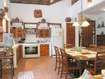 Casa Grande Kitchen/Dining Room