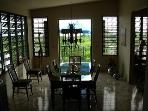 Dining Room to Balcony
