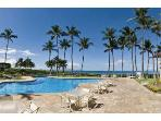 The Beautiful Ekahi Ocean Front Pool which is Only Steps from the Golden Sands of Keawakapu Beach.