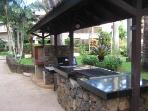 Barbeque area on site = available to our guests