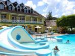 Ocho Rios 1 Bed Apt free wi/fi Cable, Housekeeper,