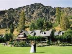 Very popular Queenstown wedding venue