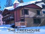 --- 'The TREEHOUSE' --- 2000sf, More like a house than a condo!
