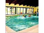 Indoor Year-Round Pool, Whirlpool, Sauna, and Recreation Room with Ping Pong and Lounge
