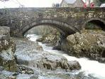 31. Betws-y-Coed - Pont-y-Pair (Bridge of the Cauldron)