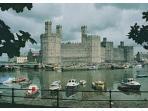 34. Caernarfon Castle