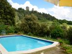 Swimming pool of Villa le Capanne