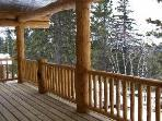 Deck with Great views