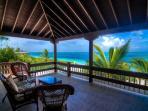 Ocean Vista Beachfront Villa - Breath Taking Views