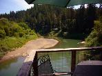 The Rhondavous, River Views, Vacation Home sleeps 8