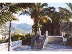 Mijas centre, shrine to the 'Lady de la Pena', (6/7 minutes walk from Los Molinos)