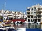 If you like marinas, Benalmadena is stunning!