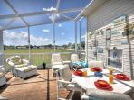 Enjoy a BBQ on the Spacious Sundeck