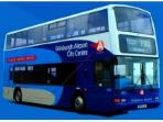 bus link . airport  - city £3 each way- I GENERALY PICK UP GUESTS AT DROP -OFF